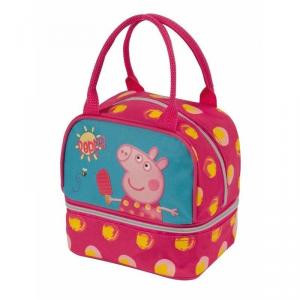 Borsa portamerenda porta pranzo bambina, Peppa Pig