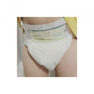 Pannolini biodegradabili usa e getta 9-15 kg Beaming Baby TAGLIA 4