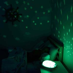 Luce notturna Proiettore Stelle Twilight Tartaruga CloudB Classic