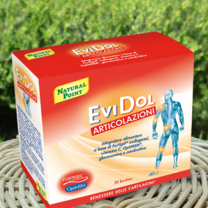 Evidol joints - Wellness on the move