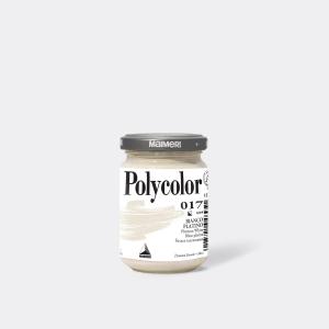 Colore MAIMERI POLYCOLOR 140ML BIANCO PLATINO per dipingere