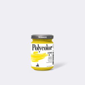 Colore MAIMERI POLYCOLOR 140ML GIALLO LIMONE per dipingere