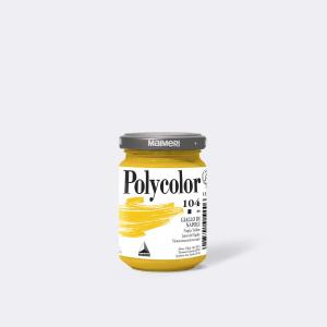 Colore MAIMERI POLYCOLOR 140ML GIALLO DI NAPOLI per dipingere
