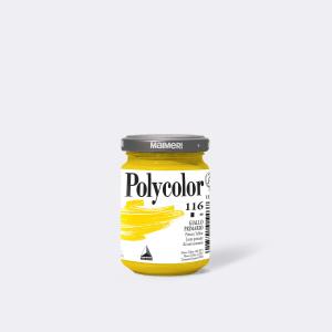 Colore MAIMERI POLYCOLOR 140ML GIALLO PRIMARIO per dipingere