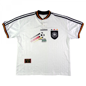 1996-98 Germania WM2006 Maglia Home XL