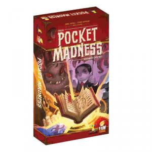 Pocket Madness Gioco da tavolo Edizione Italiana MANCALAMARO