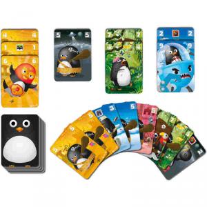 La Banda dei Pinguini Gioco da tavolo Edizione Italiana MANCALAMARO