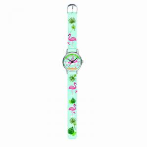 Orologio da polso per bambini - Fenicottero Kids Watch