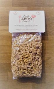 Fusilli ZeroCereali Con Harina De Sésamo. Sin gluten - Sin legumbres - Sin productos lácteos