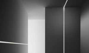 Profili di luce LED incasso e appoggio