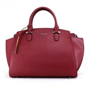 Hand bag Cromia PERLA 1403845 BORDEAUX