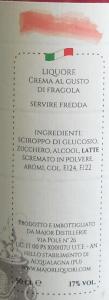 Fragola - 50cl