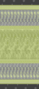 Bassetti Granfoulard towel decor SCAURI 2 pure cotton - 180x270