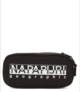 Beauty case Napapijri HAPPY PEN ORGANIZER N0YID4 041 NERO