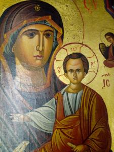 Icona Bizantina della