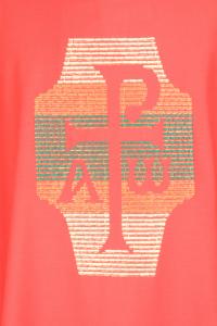 Casula Concelebrazione CE66T Rossa - Pura Lana