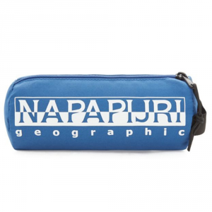 Nécessaire Napapijri HAPPY PENCIL CASE 1 N0YI0I BA5 BRIGHT ROYAL