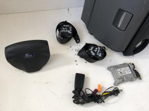 Kit air bag completo usato originale Ford Focus serie dal 2008 al 2011