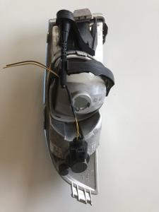 Proiettore faro sx sinistro usato originale Skoda octavia