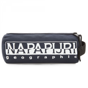 Porta oggetti Napapijri HAPPY PENCIL CASE 1 N0YI0I 176 BLU MARINE