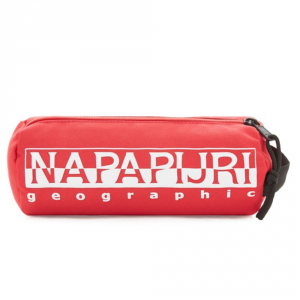 Porta oggetti Napapijri HAPPY PENCIL CASE 1 N0YI0I R70 TRUE RED