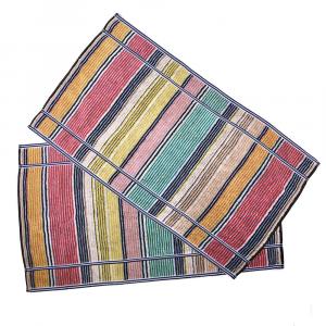 Missoni Home set 2 asciugamani ospite 40x70 cm TOMMASO 100