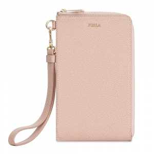 Mobile holder Furla BABYLON 978611 MOONSTONE