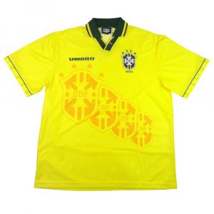 1994-97 Brasile Maglia Home M (Top)