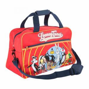 Borsone sport tempo libero Looney Tunes Warner Bros