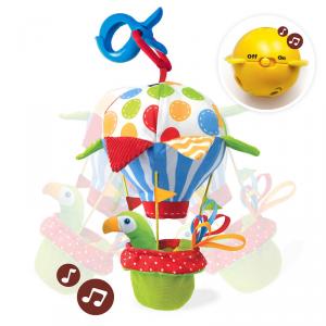 Mongolfiera Gioco per passeggino Balloon & Parrot Rattle Yookidoo 40140
