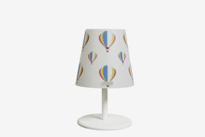 Lampada da tavolo Abat jour Kone Emporium design Lucia Pieri