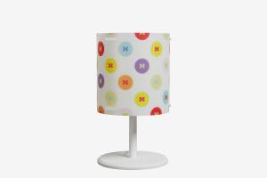 Lampada da tavolo Abat jour Cylender Emporium design Lucia Pierini