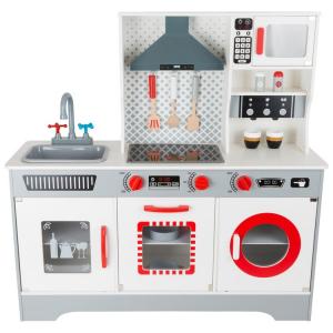 Cucina giocattolo bambini in legno Design Premium