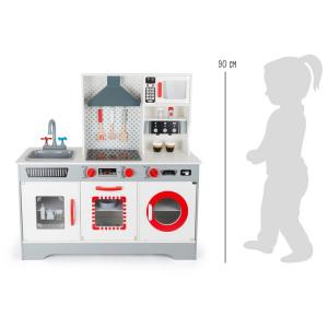 Cucina giocattolo in legno Design Premium