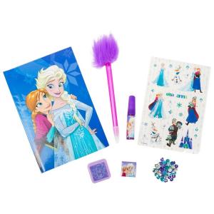 Diario fai da te Frozen Disney