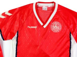 1990-92 Danimarca Maglia Home XL (Top)