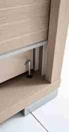X-Box contenitori multifunzione a serrandina