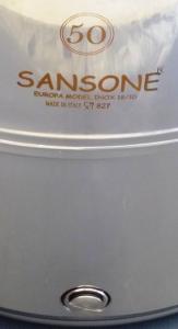 Fustino Sansone modello Europa LT.30 e LT.50