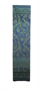 Bassetti Granfoulard telo arredo BRAMANTE var.3 sfumato blu - 180x270 cm