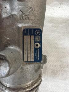 Turbocompressore turbina originale usata Mercedes Classe-C