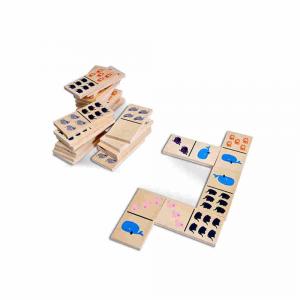 Domino grande animali BS Toys GA318