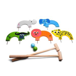 Cricket in legno Animali BS Toys GA323
