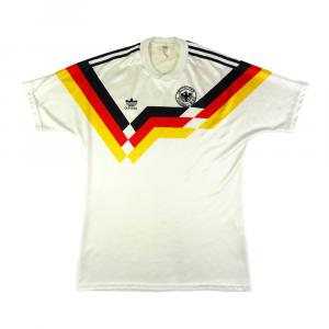1988-90 GERMANIA OVEST MAGLIA HOME