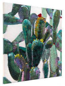 Dipinto a mano Cactus