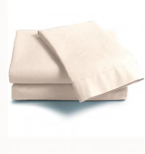 Lenzuola Maxi con angoli Scegli la dimensione del tuo materasso PANNA