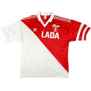 1990-91 Monaco Maglia Home XL (Top)