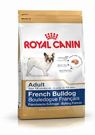 French Bulldog Adult confezione 9kg