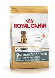 German Shepherd Junior confezione 12kg