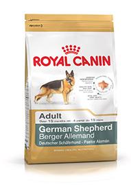German Shepherd Adult confezione 12kg