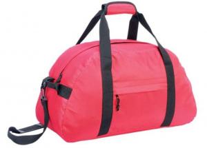 Mini borsone rosso cm.53x22x27h